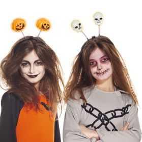 1 Serre tête Halloween lumineux enfant