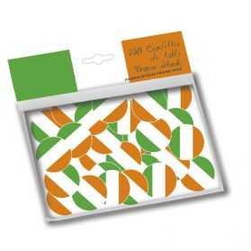 Confettis drapeau irlande