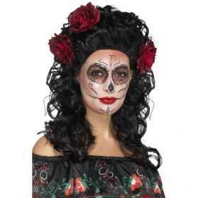 Perruque femme Halloween