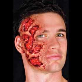 Accessoire pour se faire une fausse brûlure au visage