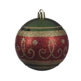 Boule de Noel traditionnelle