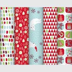 Papier cadeaux de Noel enfant