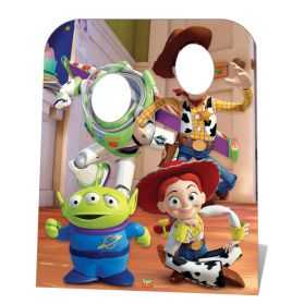 Mur photos Toy Story