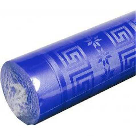 Rouleau nappe papier bleu marine pas cher