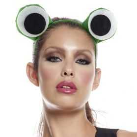 déguisement tête de grenouille