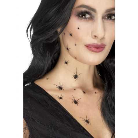 tatouages araignée
