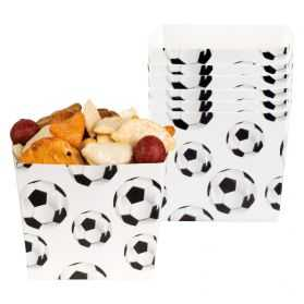 barquettes frites football