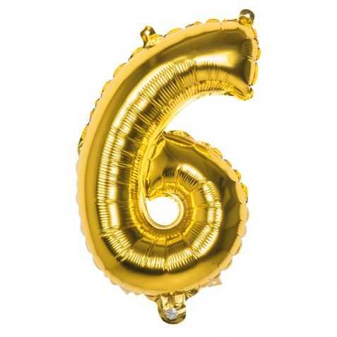 Ballon chiffre anniversaire