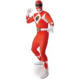 force rouge power rangers adulteL