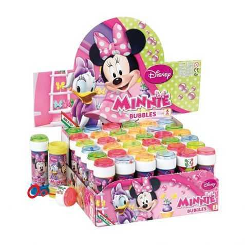 Bulle de savon Minnie