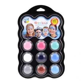 Palette maquillage Reine des Neiges