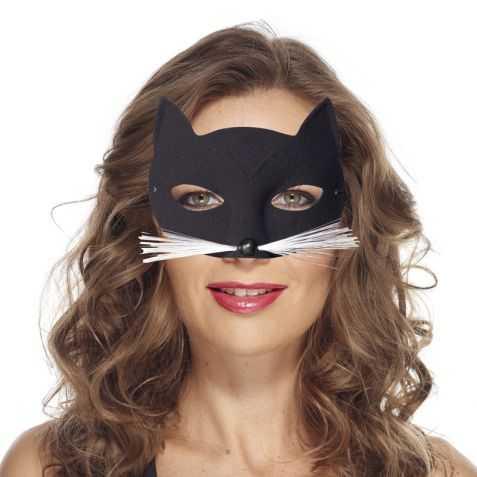 masque panthère noire
