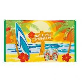 Bannière soirée Tropiques