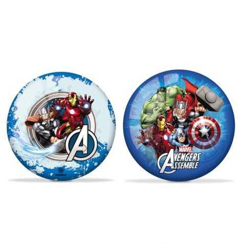 1 Balle Plastique Avengers