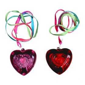 1 Collier lumineux Cœur