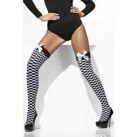accessoire déguisement noir et blanc