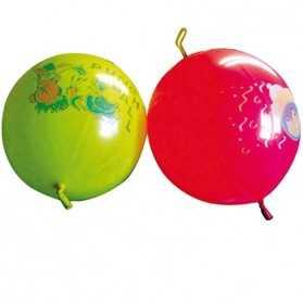 50 Ballons Elastique Riz