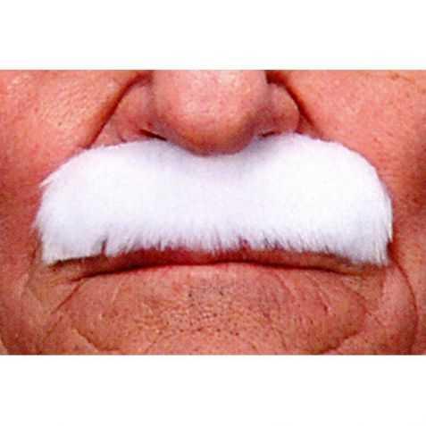 Moustache pour se déguiser en Jean Gabin
