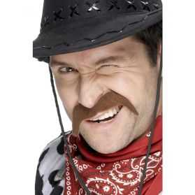 Moustache de Cowboy pas cher