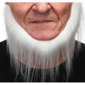 Barbe pour se déguiser en Lutin