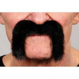 Moustache pour se déguiser en Routier