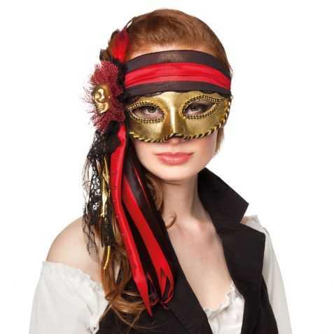 masque déguisement pirate