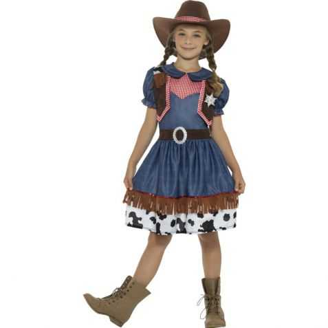Deguisement Cowgirl fille