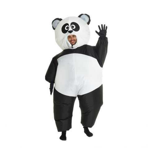 Déguisement Panda gonflable