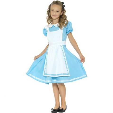 747488deeeb6e Déguisement Alice aux pays des merveilles enfant - Deguisement fille ...