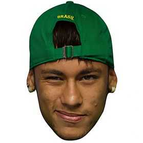 Masque Neymar Junior en carton