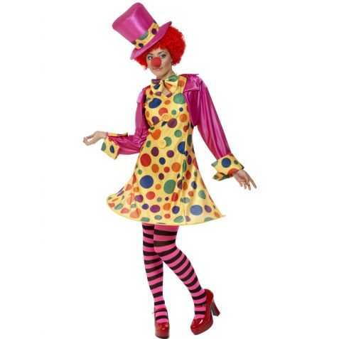 Déguisement Clownette