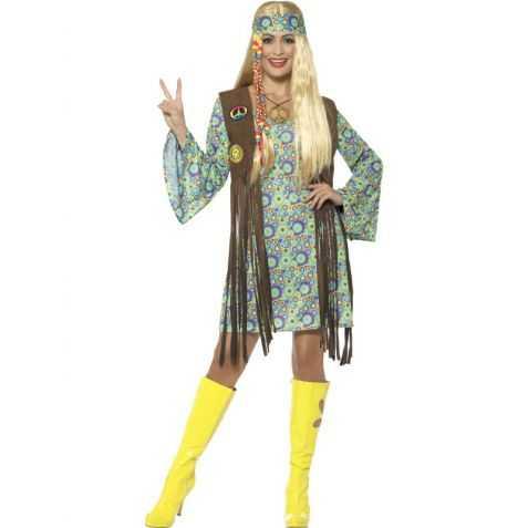 Chemise Déguisement Hippie Femme Costume Hippie Pas Cher