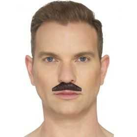 Moustache chevron déguisement