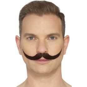 Moustache déguisement anglais