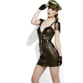 Costume Soldat sexy