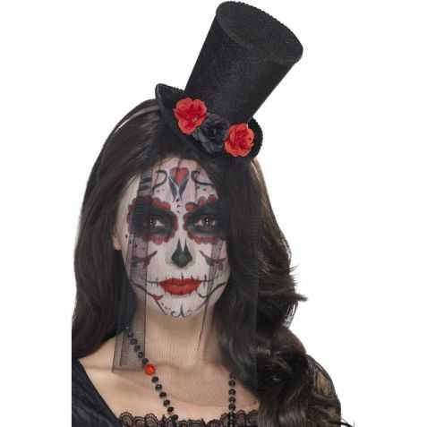 Haut de forme Halloween femme
