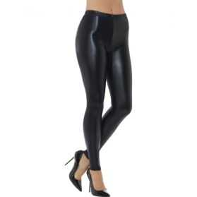 Legging noir adulte