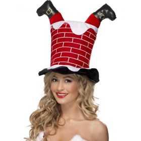 Bonnet de Noel drôle