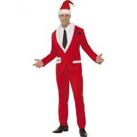 Costard déguisement Père Noel