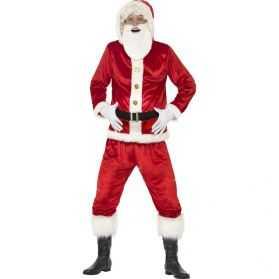 Costume Père Noel taille M
