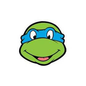 Masque tortue ninja adulte