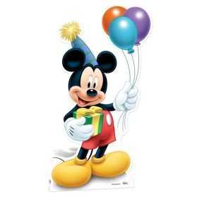 Décoration thème anniversaire Mickey