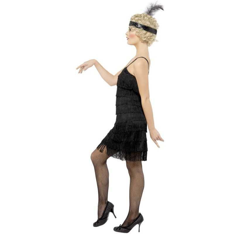 Deguisement Robe Annees Folles Costume Charleston Femme