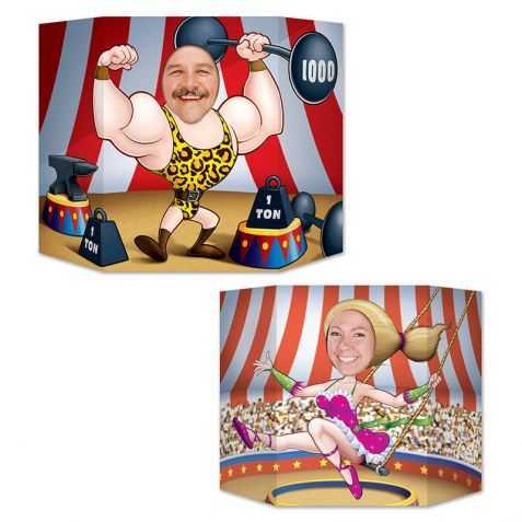 Décor Cirque pour photo