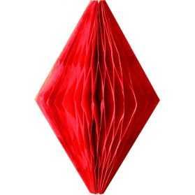 mobiles papier rouges
