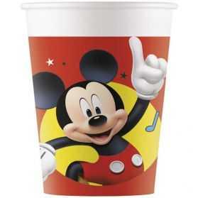 gobelets Mickey en carton