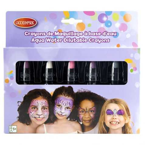 Crayons atelier maquillage enfant