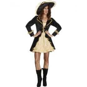 costume sexy pirate femme