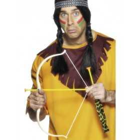 arc indien avec flèches ventouse
