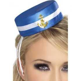 Chapeau marin femme